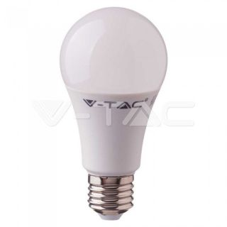 AMPOULE LED E27 A60 10W connectée RGB + VARIABLE 3000-6000K compatible Google Home / Alexa V-TAC VT-5119