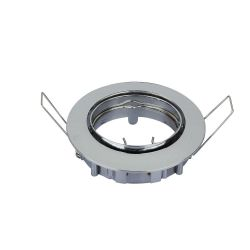 Coupelle Spot Orientable V-TAC GU10 CHROME VT-779